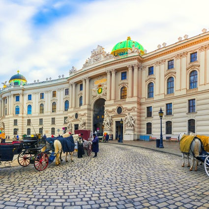Hofburg: a city within the city of Vienna