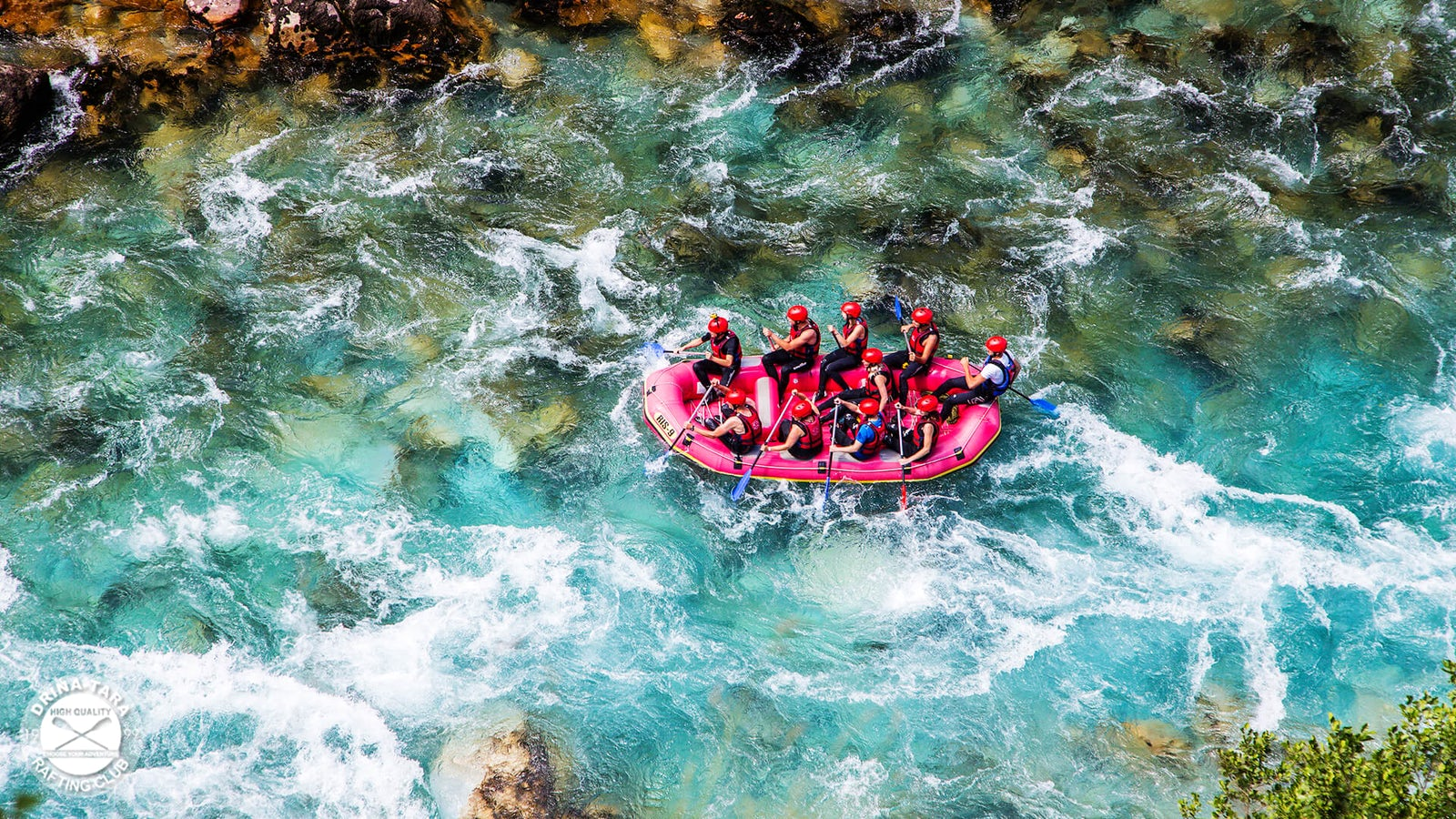 Cover picture © credits to Rafting Centar Drina-Tara