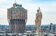 Milan's skyline: Torre Velasca