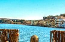 Best villages around Lake Bolsena