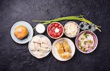 Tastes of Ukraine: borsch, varenyky and salo