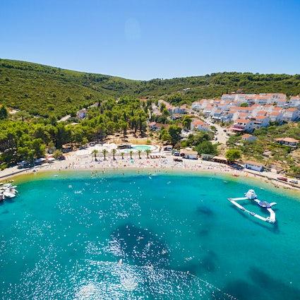 Šolta Island - Diocletian's favorite fishpond