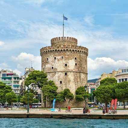 The story behind Thessaloniki's White Tower