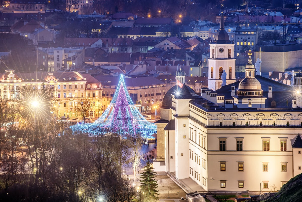 Traditional and alternative Christmas markets in Vilnius