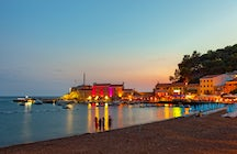 Petrovac - a calm and peaceful Mediterranean place