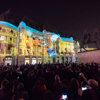 Spotlight Festival, the crowd pleaser of Bucharest
