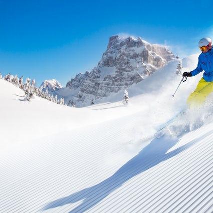 Skifahren in der Sierra de Gredos Teil 1