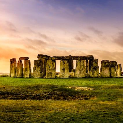 Historia Mística - Stonehenge