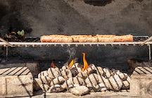 Restaurantes vieneses que ofrecen platos típicos de los Balcanes