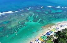 Porto de Galinhas, the best beach in Pernambuco