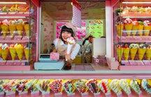 Harajuku-Snack-Angriff