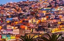 Valparaiso, a bohemian city by the coast