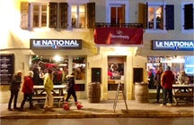 Le National - Favorite Pub around Morzine