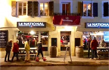 Le National - Pub favorito en Morzine