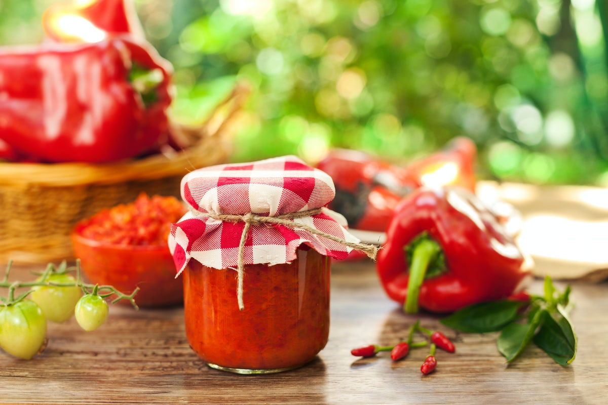 Ajvar,  the Serbian caviar you have to try