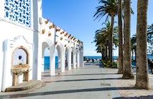 Nerja - el pueblo costero andaluz con el que soñaste parte I