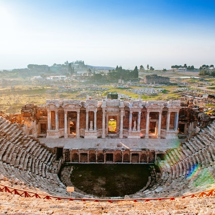Denizli, the home of Pamukkale and ancient cities