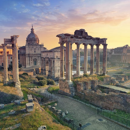 Your first time in Rome, what I need to see?