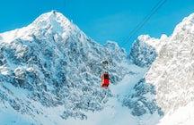Die besten Skisportplätze in der Slowakei