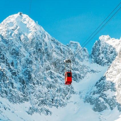 Best skiing spots in Slovakia