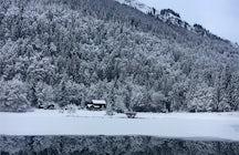 Paseos alrededor de Morzine - Lago Montriond