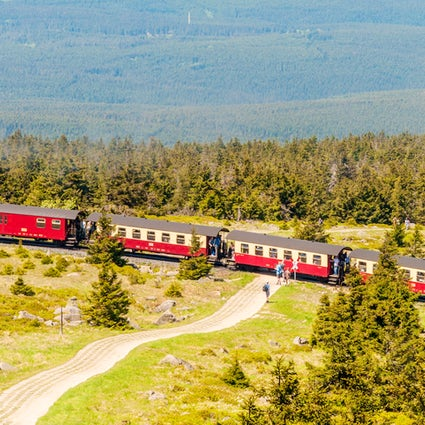 The Shargan Eight, an unforgettable train ride in Serbia