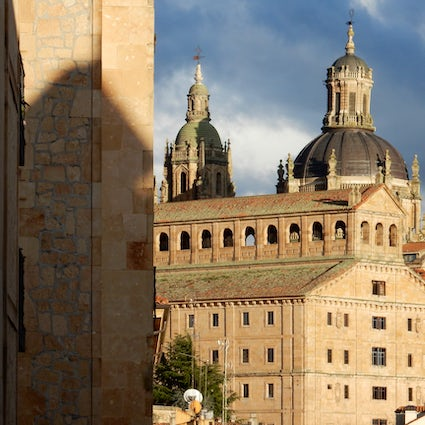 The secrets hidden behind Salamanca's stone carvings