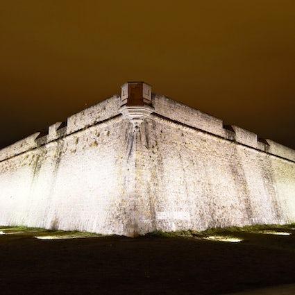 Die Zitadelle von Pamplona - die beeindruckendste Festung Spaniens