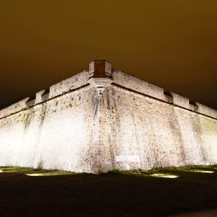 The Citadel of Pamplona – the most impressive fortress in Spain