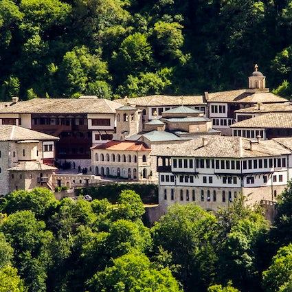 Monasterio de San Jovan Bigorski