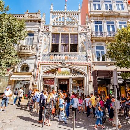 Lello: una fascinante librería en Oporto
