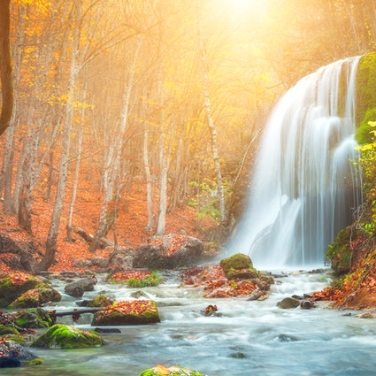 Dazzling waterfalls of Mt. Stara Planina pt. 1