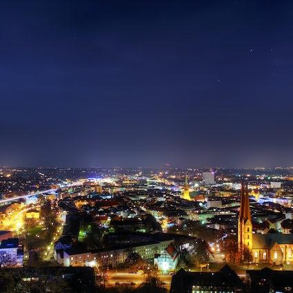 Ein Tag in Bielefeld!