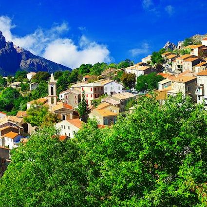 Corse, Ile de Beauté