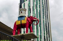Elephant and Castle - Barrio Latino de Londres