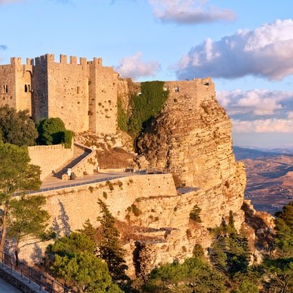 Discovering Erice