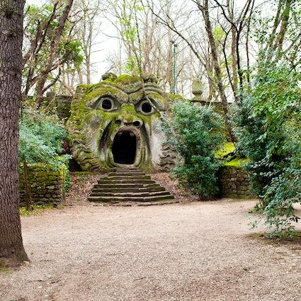 Benvenuti Nel Parco Dei Mostri