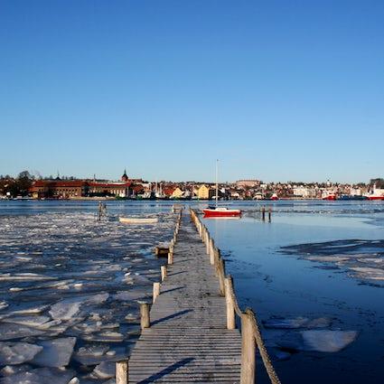 "Svendborg, Dänemarks ""langsame Stadt""."