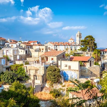 Un paseo cultural en Larnaca