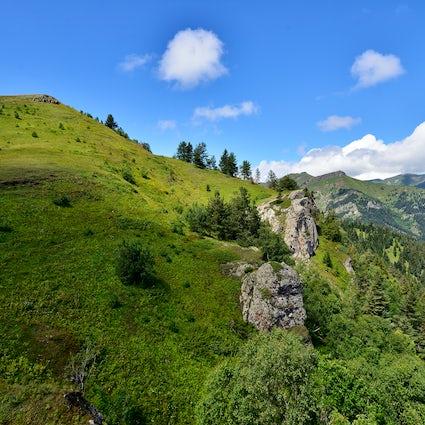 Atskuri, off the beaten path Georgian village