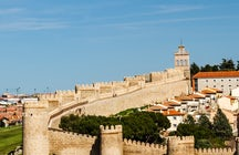 Ávila, una belleza fortificada en la llanura castellana