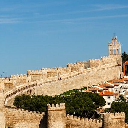 Ávila, a fortified beauty in the Castilian plain