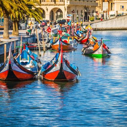 Moliceiros - la mejor manera de visitar Aveiro