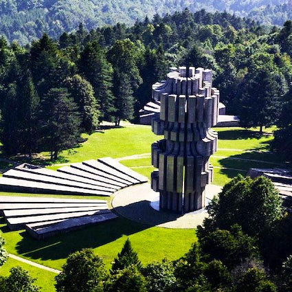 Un célèbre spa d'altitude en Bosnie - Parc national de Kozara