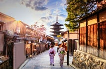 Endless historical charm & authentic traditions of Kyoto