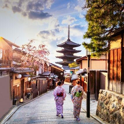 Eindeloze historische charme & authentieke tradities van Kyoto