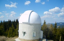 The observatory in Rozhen, a trip to the stars