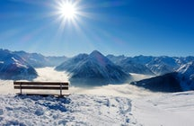 Zillertal - Ziller Valley the World's Largest Skiing Valley (Największa Dolina Narciarska Świata)