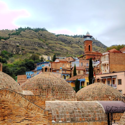 Legvtakhevi - Uno de los distritos más antiguos de Tbilisi
