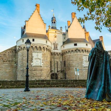 Viajar en el tiempo en Nantes